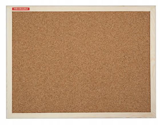 Item Korkowa Board in wooden frame 60x90 90x60 cm