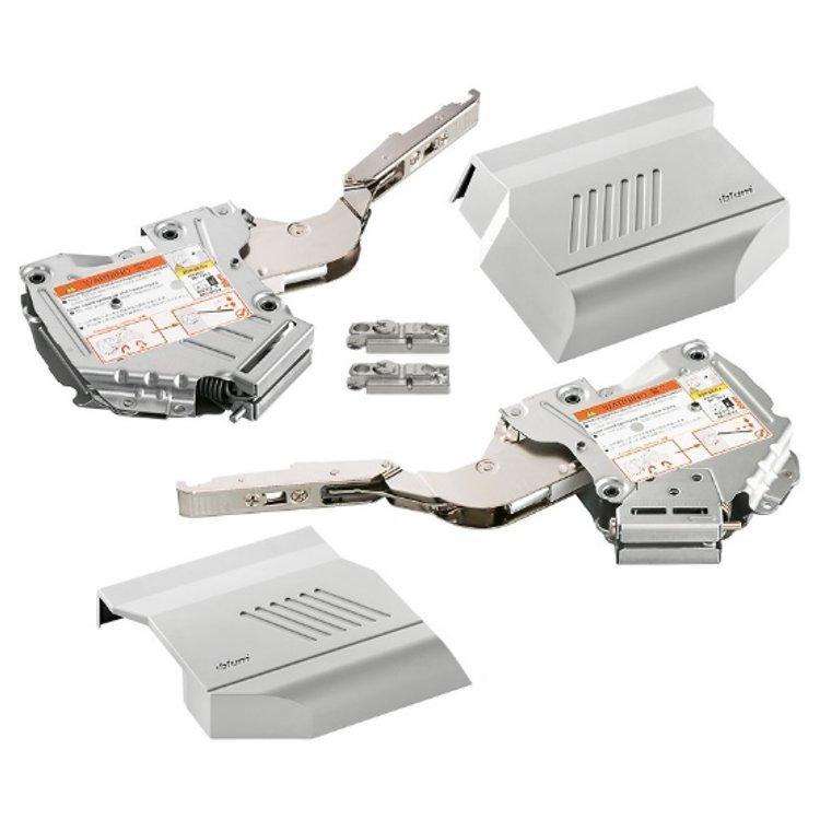 Biely výťah Aventos HK-S Blum TIP-ON 20K2C00T