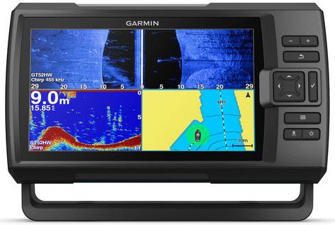 Эхолот с GPS Garmin Striker Plus 9sv с GT40-TM