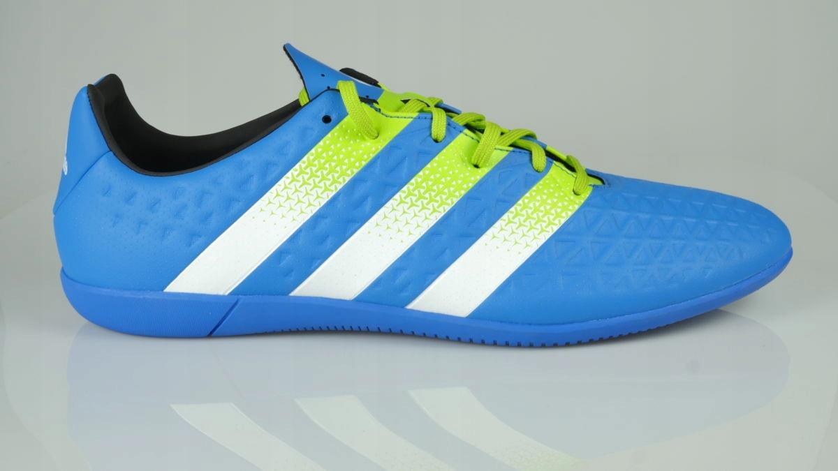 Buty halowe Adidas Ace 16.3 AF5180 gratis r 47 13