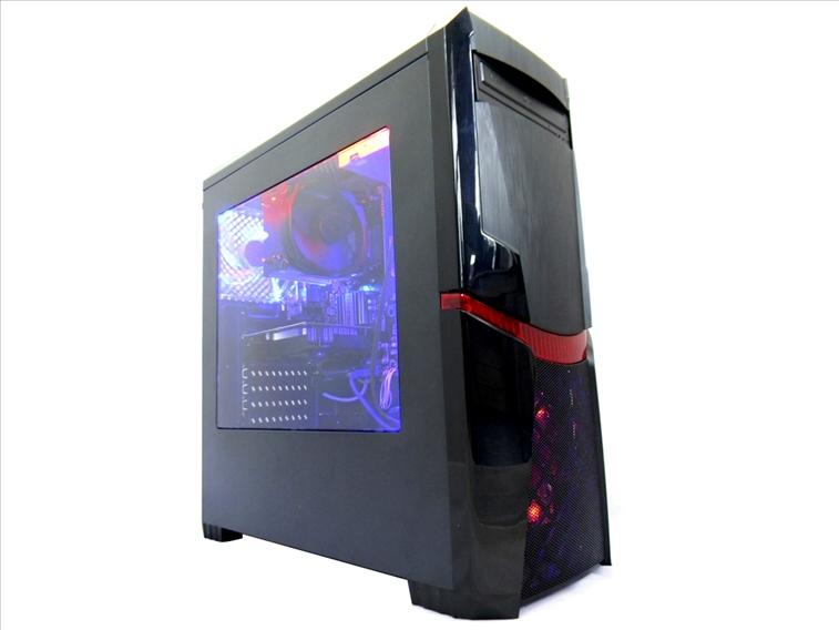KOMPUTER FORTIS ZX5 i7-7700 8GB DDR4 GTX1050Ti 4GB