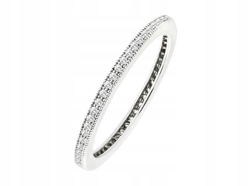 fd2a42b384a30b obrączka pierścionek APART cyrkonie nie złom pr.92 - 7678897191 ...
