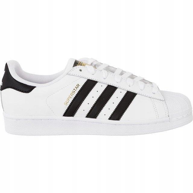Adidas Sportowe Damskie Białe Skórzane r.40 23 7686207726