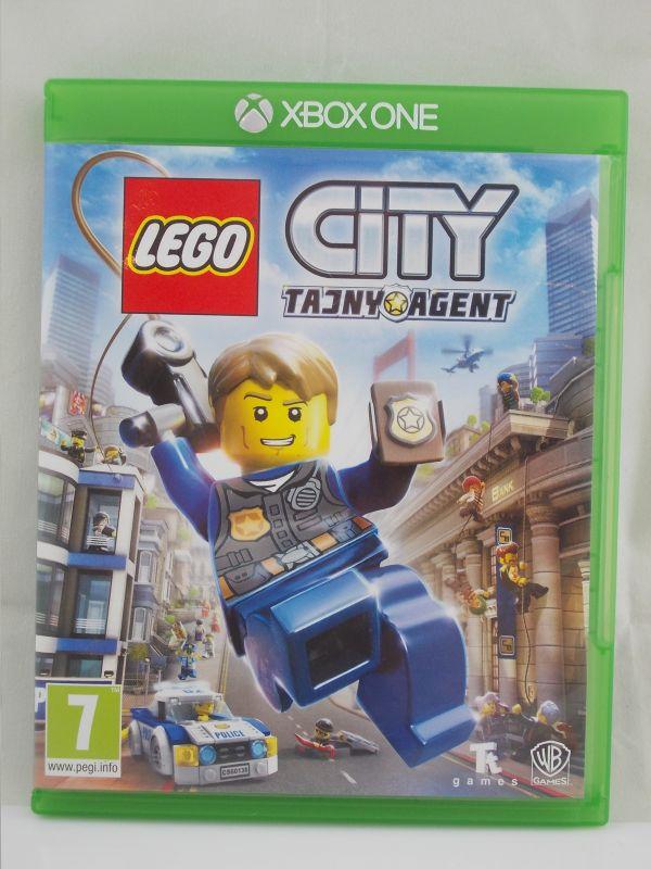 Gra Na Xbox One Lego City Tajny Agent 7074214289 Oficjalne