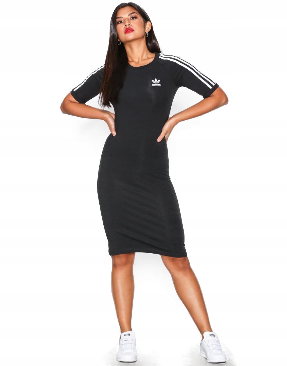 55133f14b Nowosć! Sukienka Adidas Originals CY4748 r.XS - 7419048539 ...
