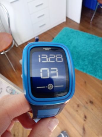 1d7f604e873 Swatch Touch Zero One - 7332385881 - oficjalne archiwum allegro