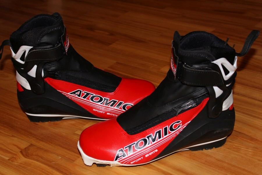 Buty biegowe Atomic skating sns pilot 40 bdb skate
