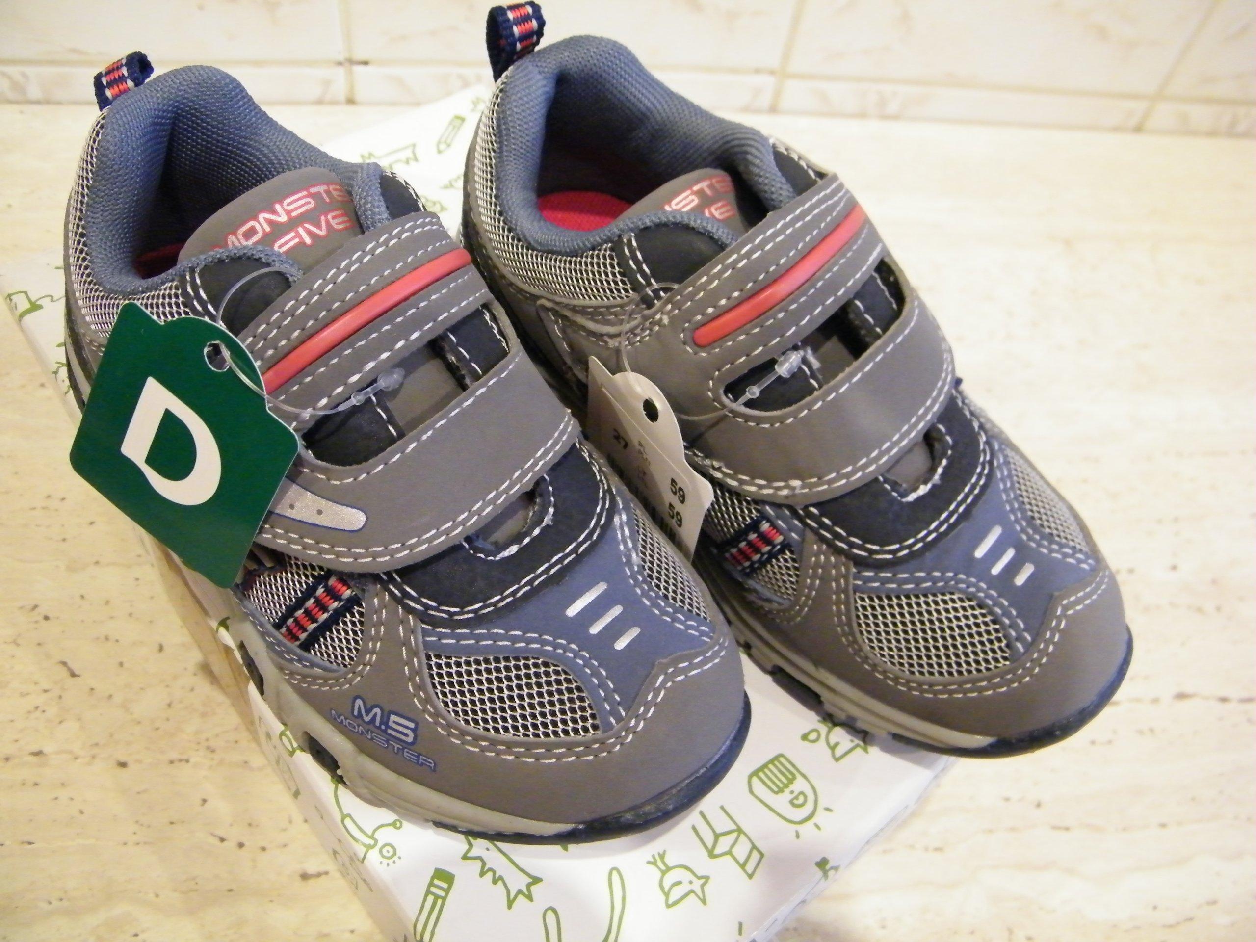 Buty Nowe Deichmann Bobbie Shoes rozm. 27 6951446140