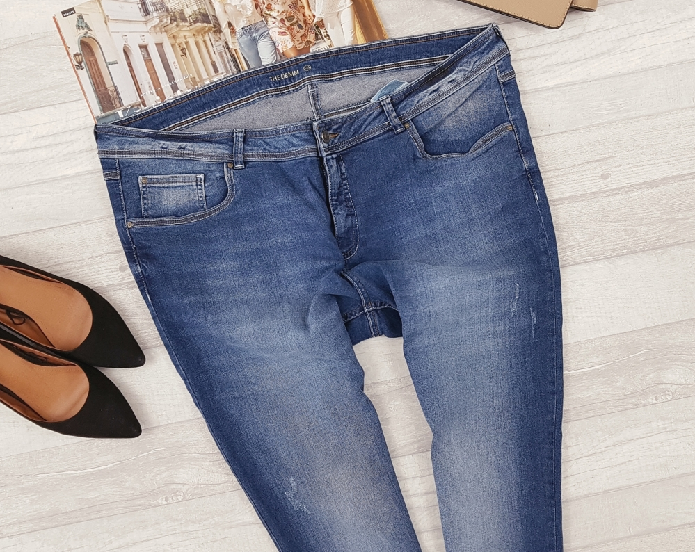 99cf44114a C A   jeansowe RURKI plus size   ZIPY   50 - 7288159432 - oficjalne ...