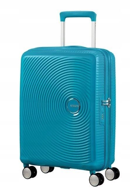 2237aa4c968c7 Walizka SOUNDBOX 55/20 TSA EXP niebieski - 7496678892 - oficjalne archiwum  allegro