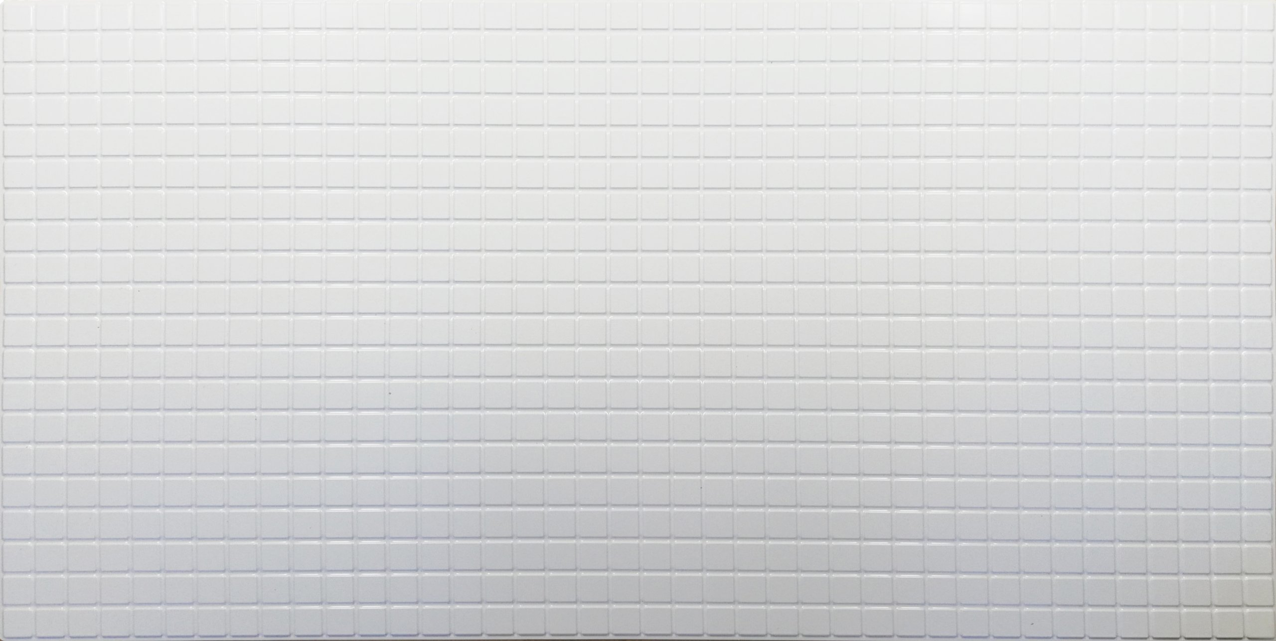 Mozaika Panele ścienne 3d Pcv Białe Hit Promocja