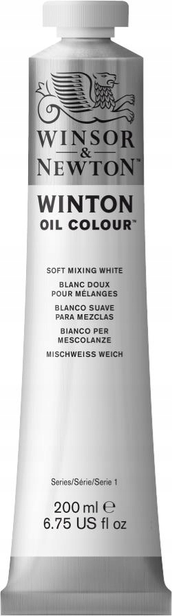 WINTON Mixing White 200 ml - Farba olejna