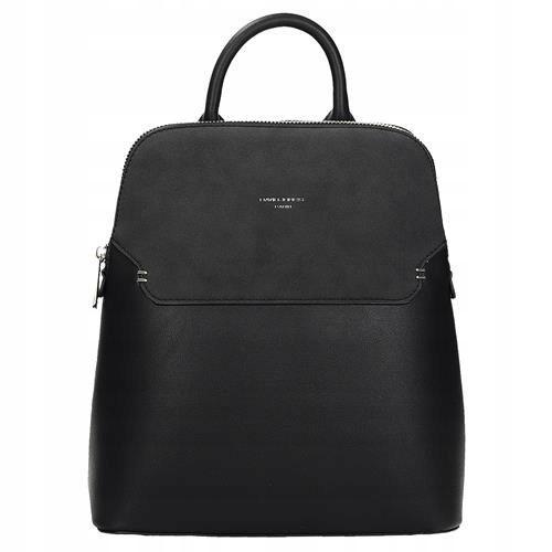 fb71c3c69187c Plecak damski w kolorze czarnym DAVID JONES 5802-1 - 7631558411 ...