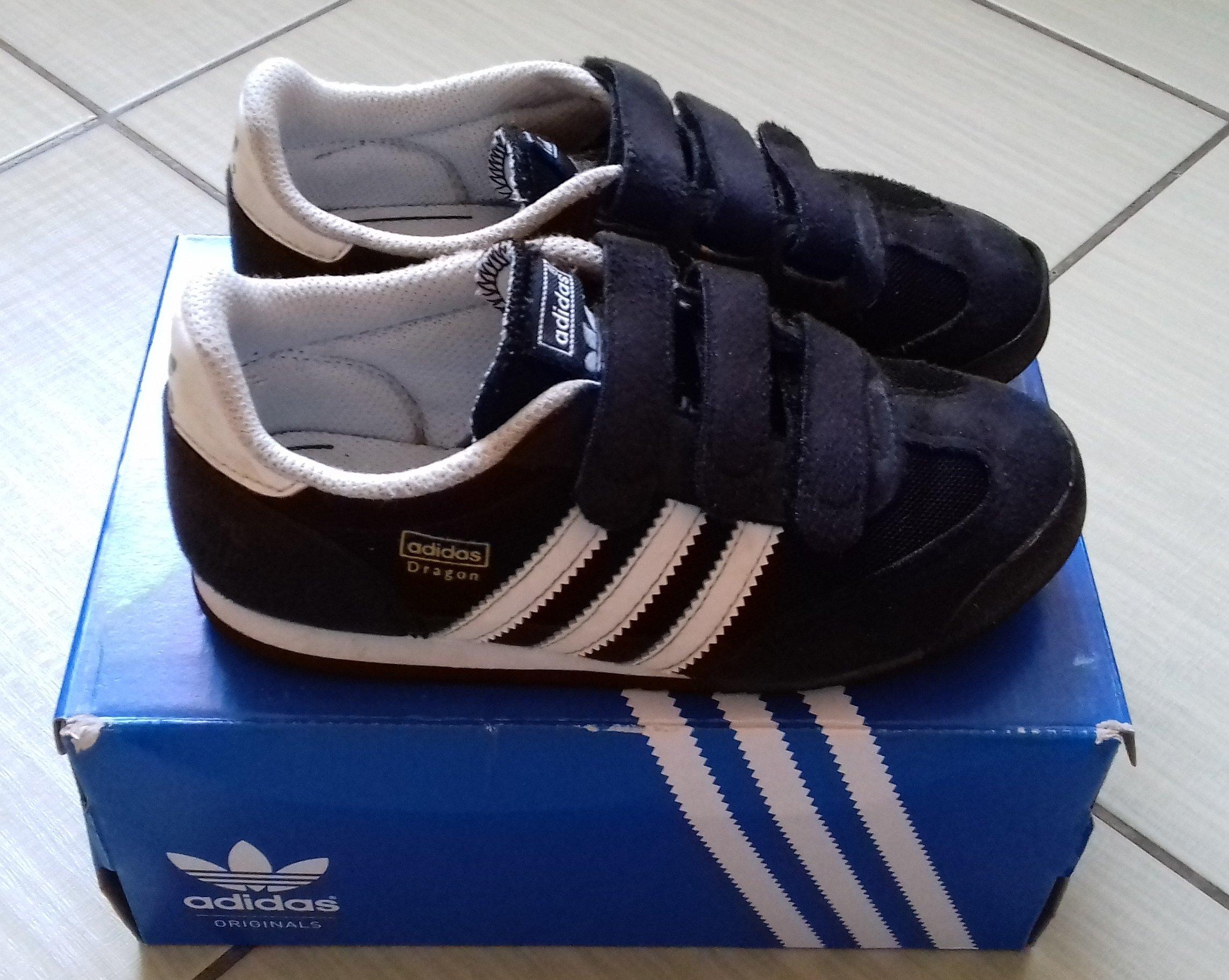 szczegóły dla popularne sklepy zamówienie Buty Adidas dragon chłopiec 31 - 7226764815 - oficjalne ...