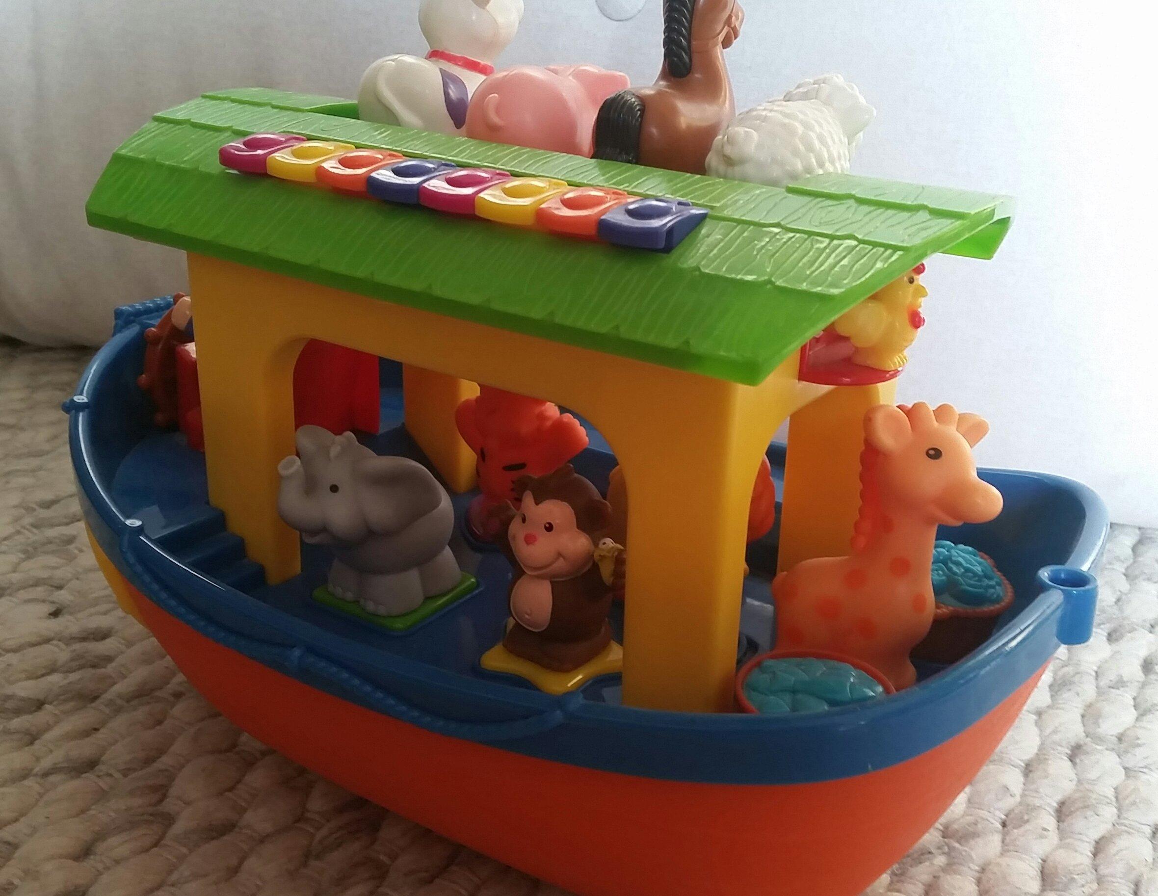 Dumel Kiddieland Arka Noego Dzień Dziecka Jak Nowa 7329389441