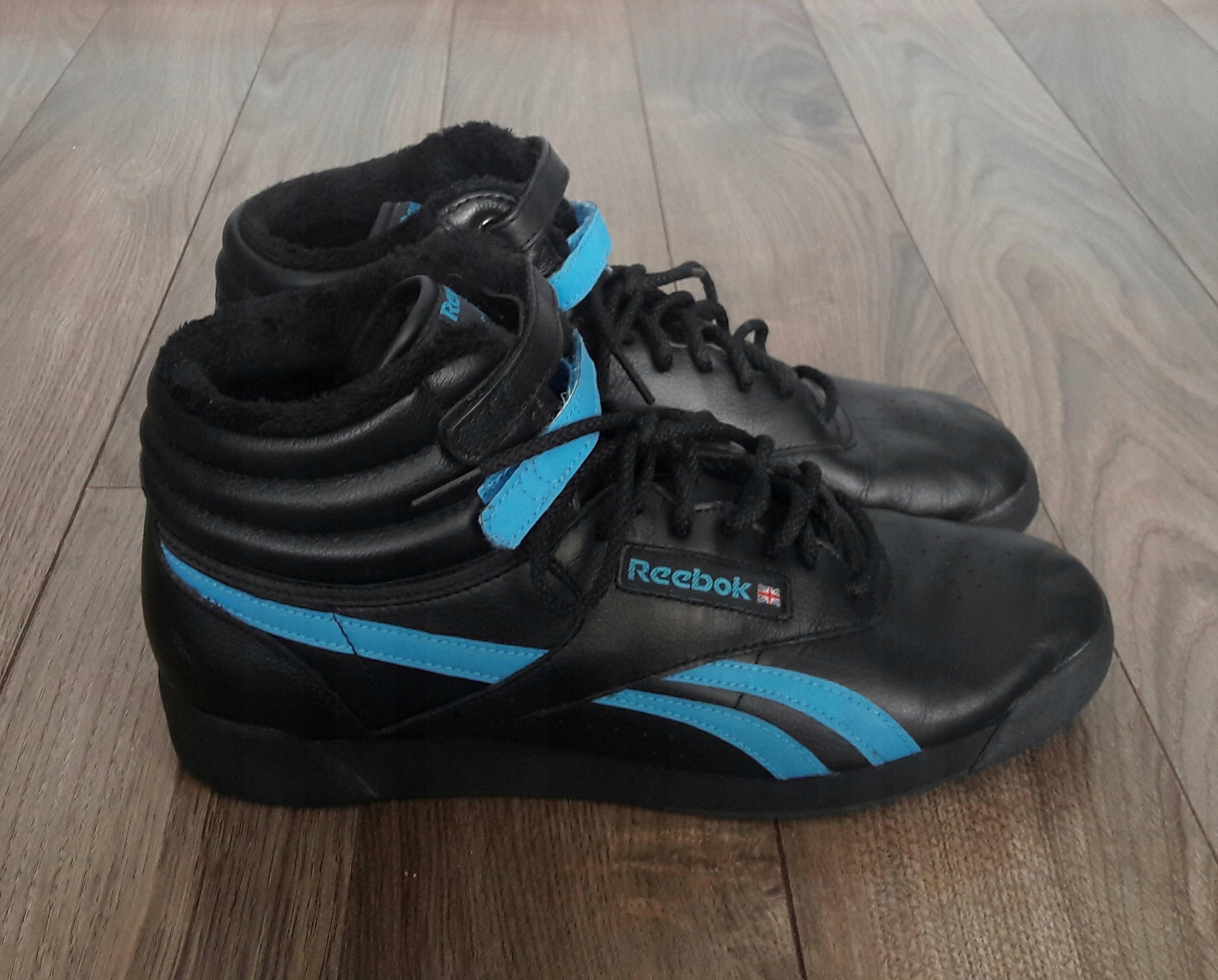 f20c429d REEBOK sneakersy r.40 skórzane damskie nike - 7564090559 - oficjalne ...