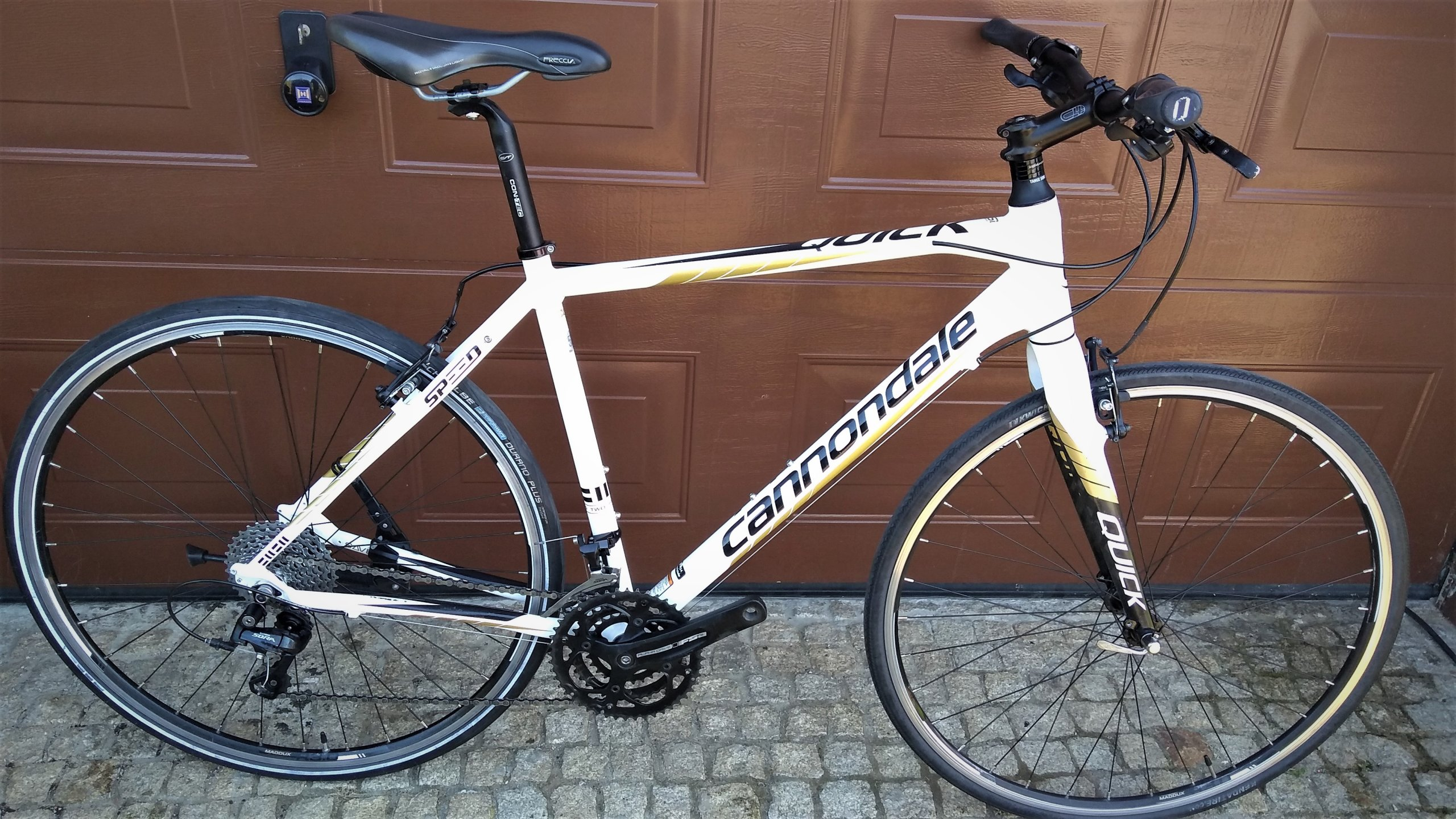 Cannondale Quick Speed 2  -50%% nowy 3700zł carbon