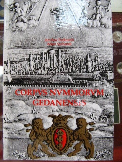 Katalog monet Gdańskich CORPUS NUMMORUM GEDANENSIS