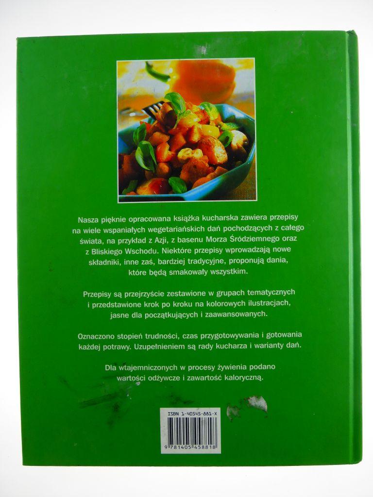 Kuchnia Wegetarianska Najlepsze Przepisy B2610 7361097086