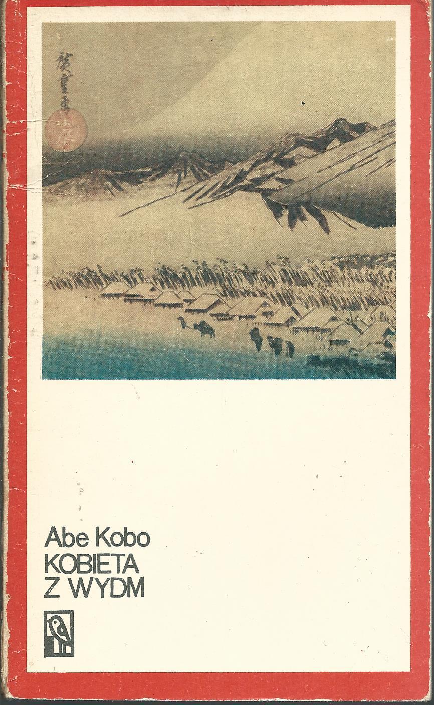 Znalezione obrazy dla zapytania Abe Kobo : Kobieta z wydm 1971