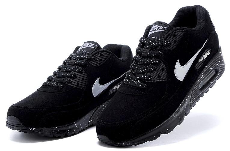 Nike air max 90 czarne oreo r.43 2 Nike air max 90