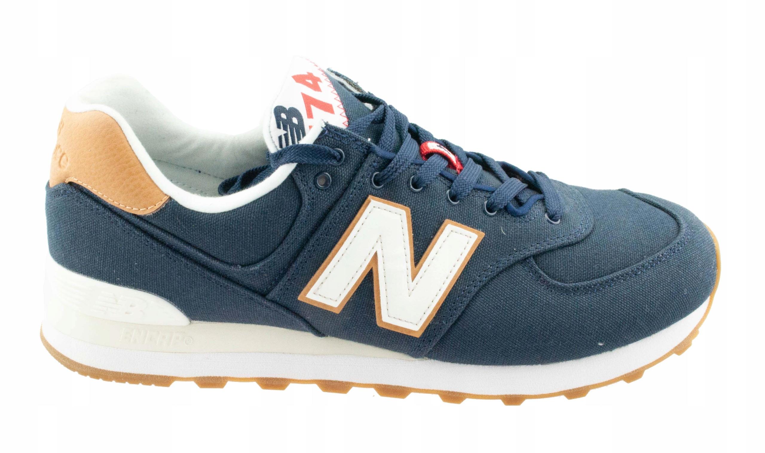 4217c4189db4e7 New Balance ML574 - Sneakersy r.43.5/44.5 - 7684749592 - oficjalne ...