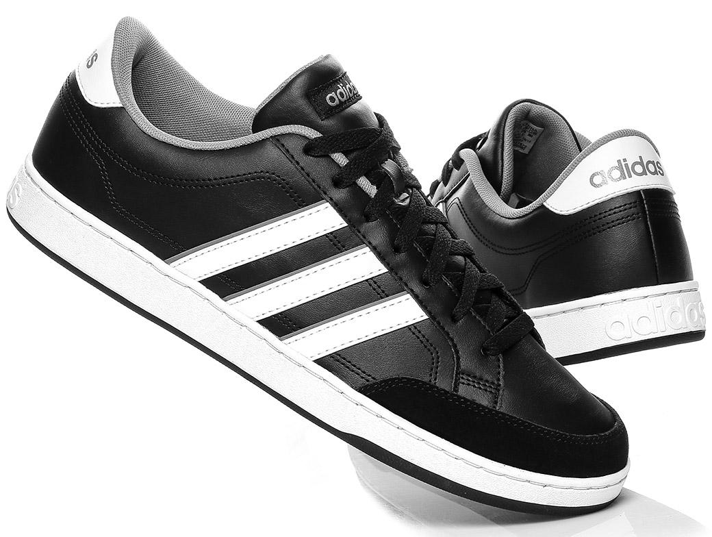 Buty m?skie Adidas Courtset F99257 Czarne r.44 23