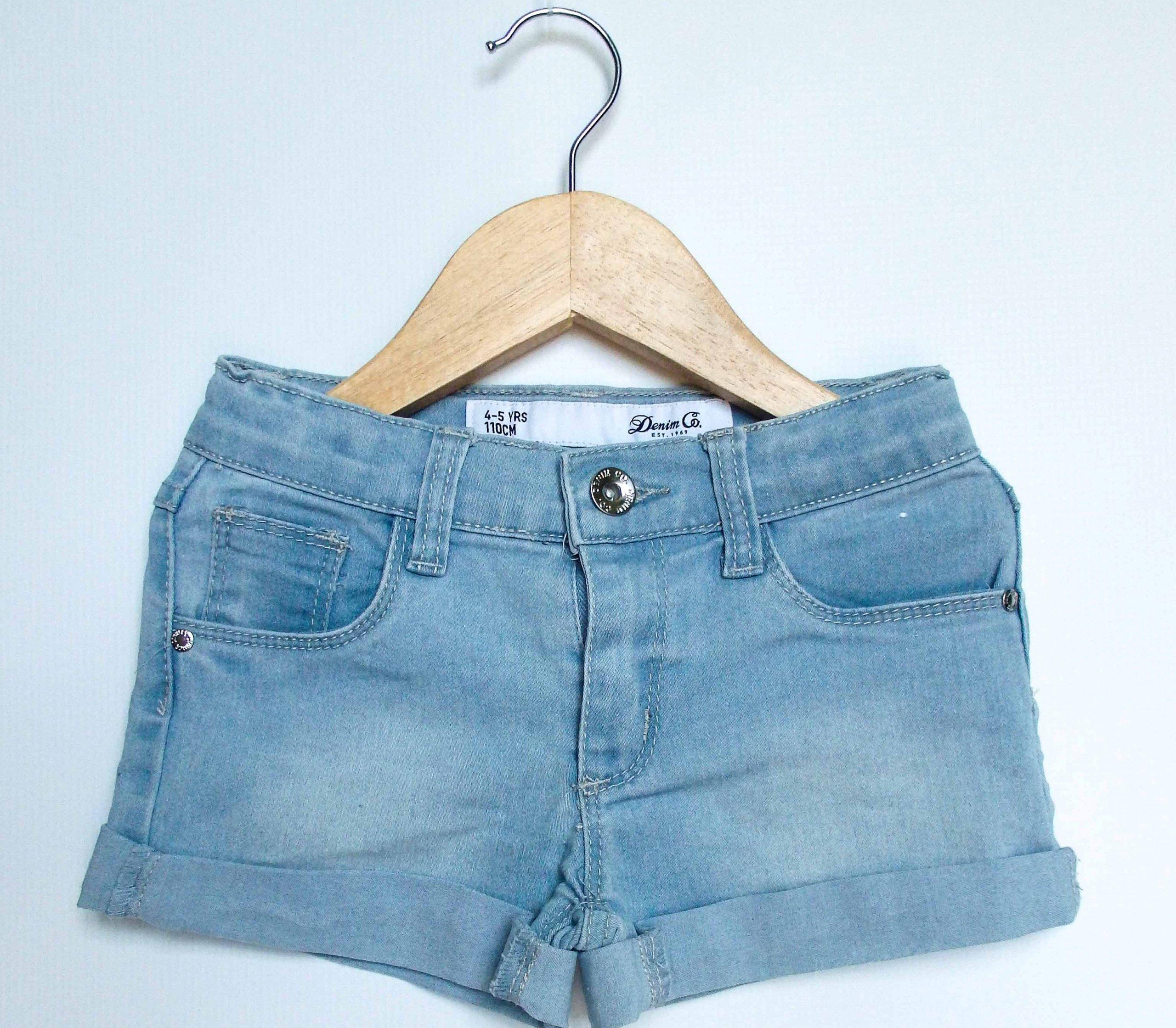 5e4655d0f DENIM Co. szorty jeansowe_ 110 4-5lat - 7392039120 - oficjalne ...