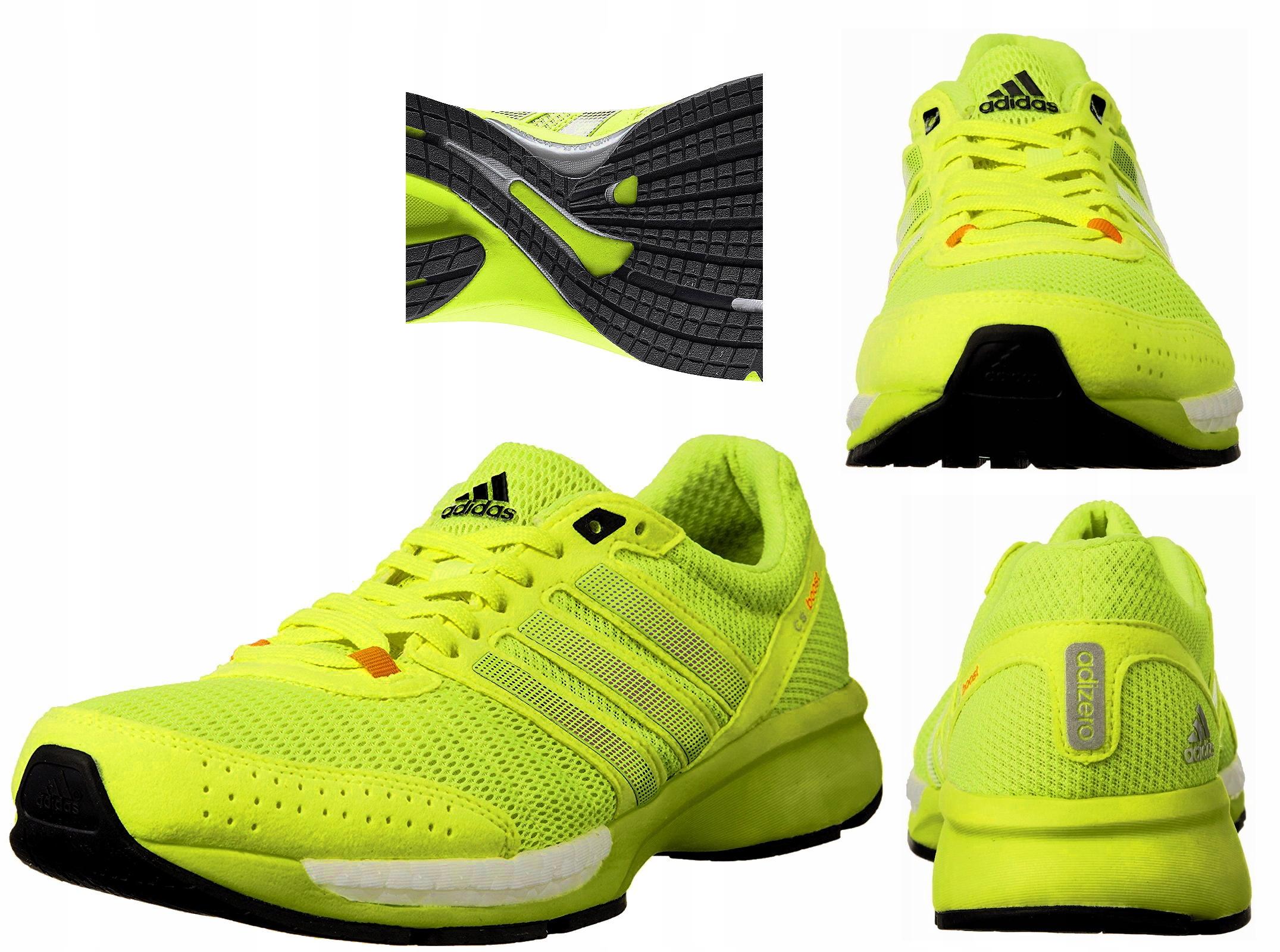 the latest e0c73 58fa0 Adidas AdiZero Ace 7 Boost buty męskie - 48 - 7363657179 ...