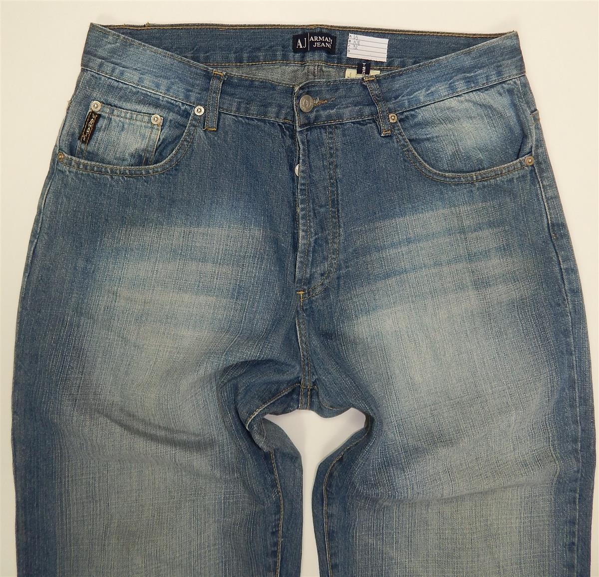 c23c7eb256 Nowe Logo Armani Jeans Spodnie Jak Pas 90cm Oficjalne 7078715655 BAS1Pqfw