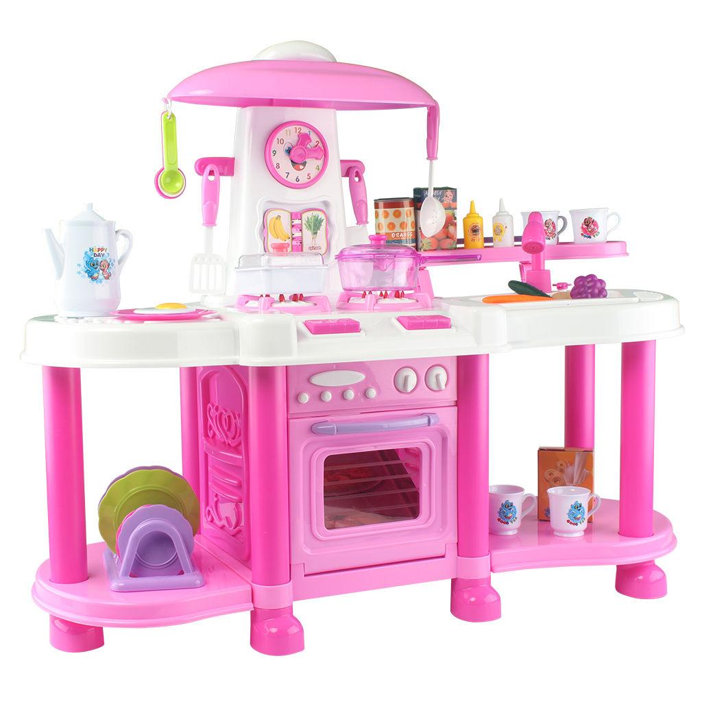 Kuchnia Dla Dzieci Dziecka Podwojna Kran Z Woda 6957575580