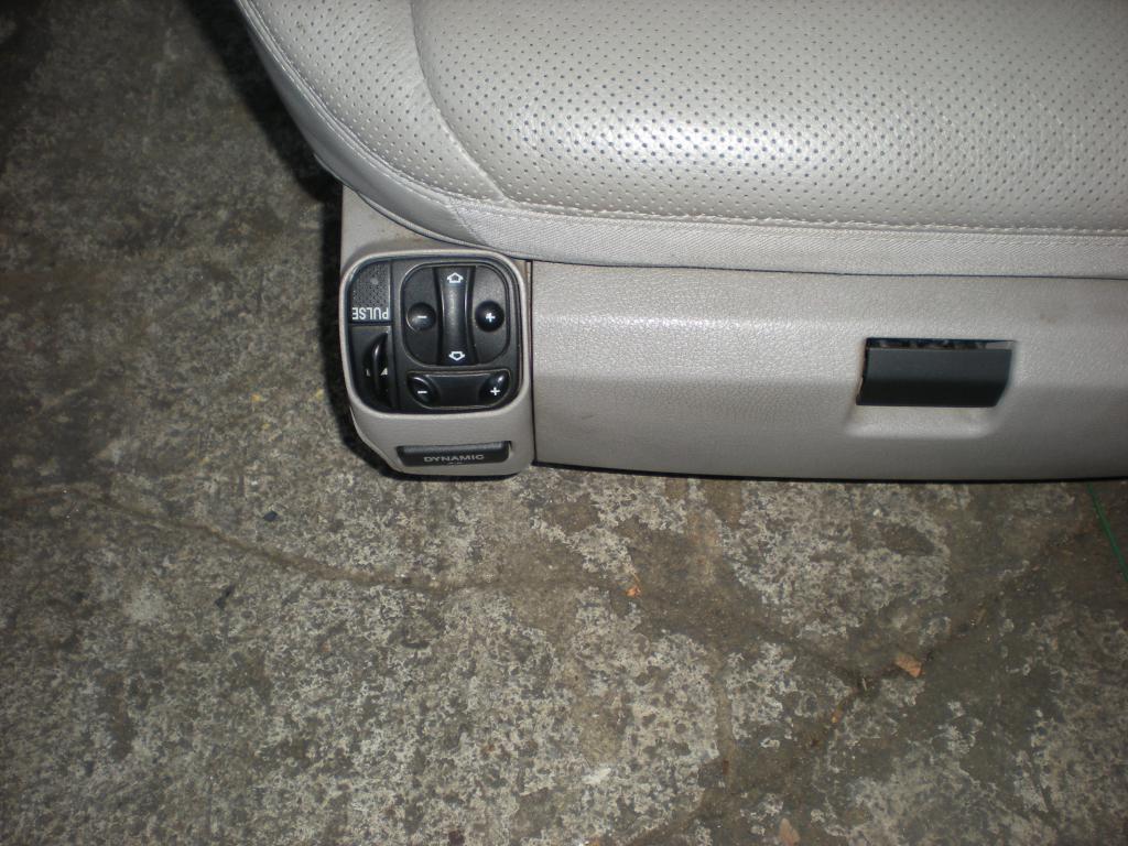 Mercedes W211 Fotele Skórzane Wentylowane Z Masaże