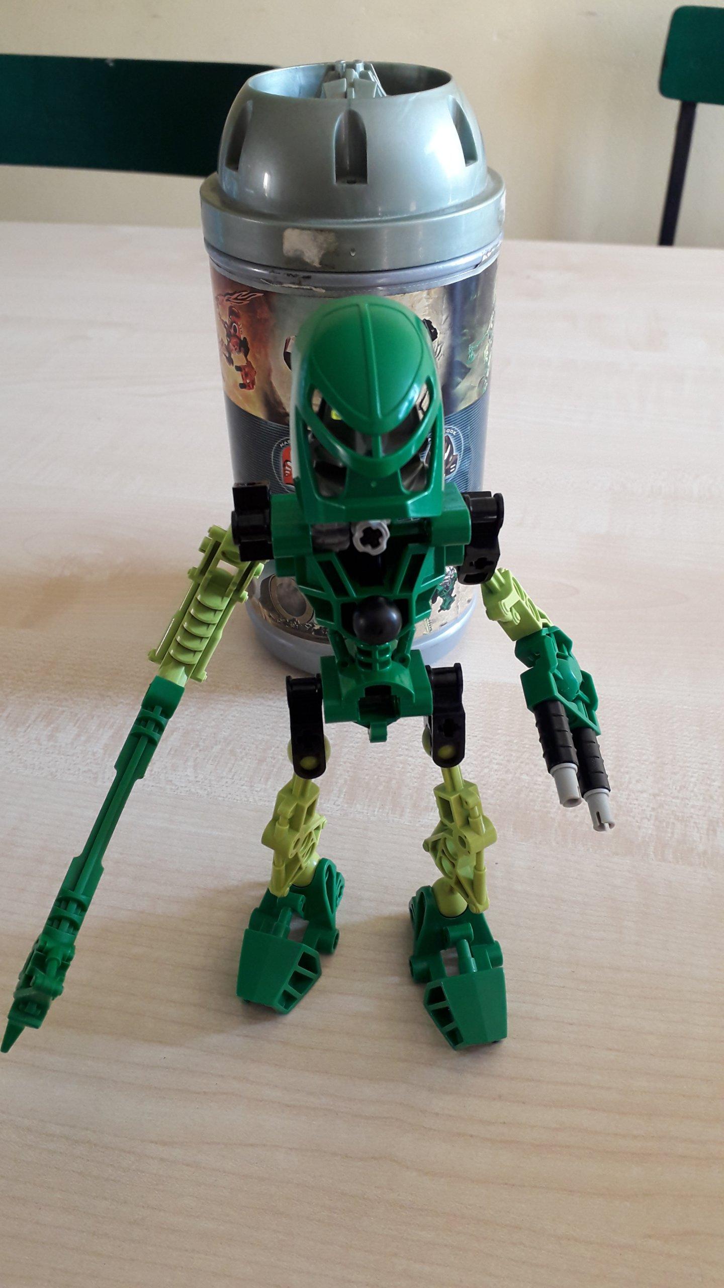 Lego Bionicle Toa Mata Lewa 8535 1 7277388295 Oficjalne Archiwum