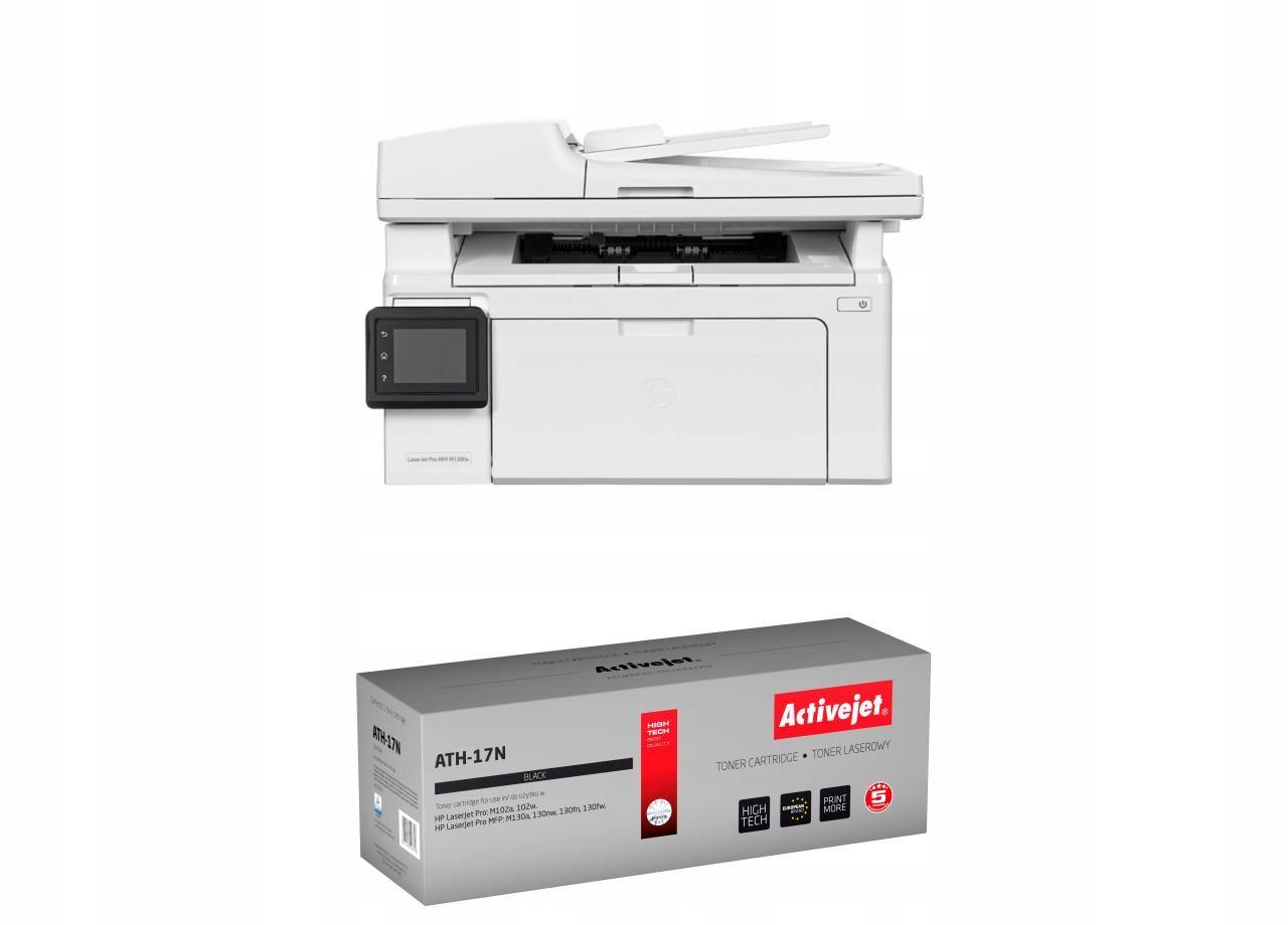 Hp Laserjet Pro M130fw Mfp Toner Activejet 7415697757 Printer M130a