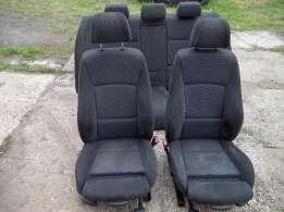 Fotele Kanapa Alcantara Bmw E46 Sedan M Pakiet Kpl