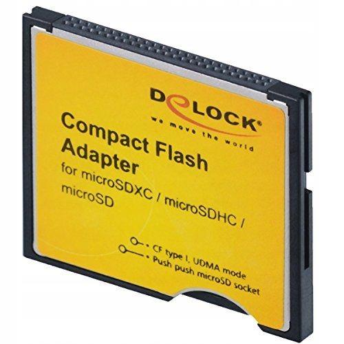 MM834 Adapter DELOCK CF I do microSDHC