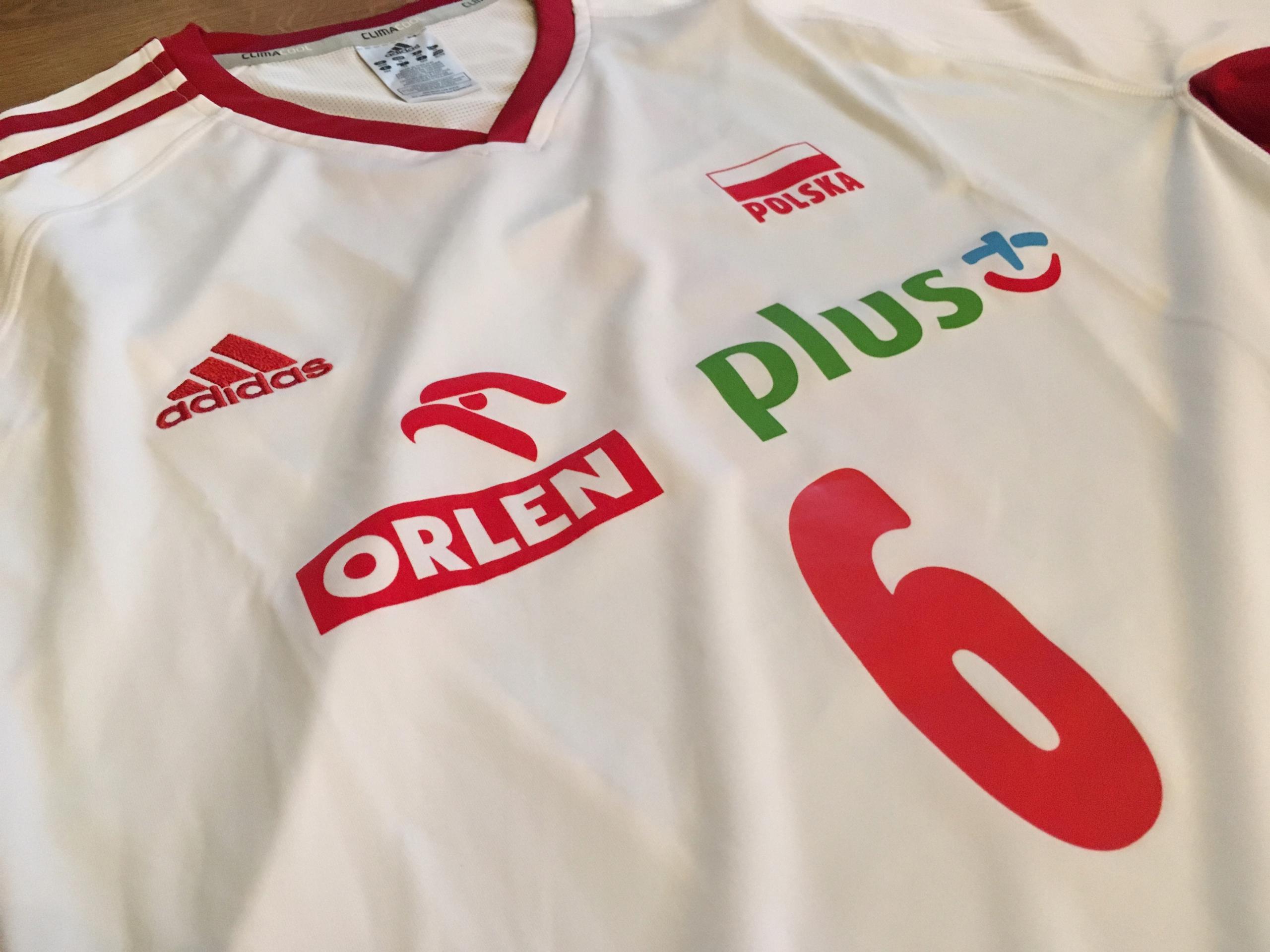 Koszulka meczowa reprezentacji Polski - Kurek
