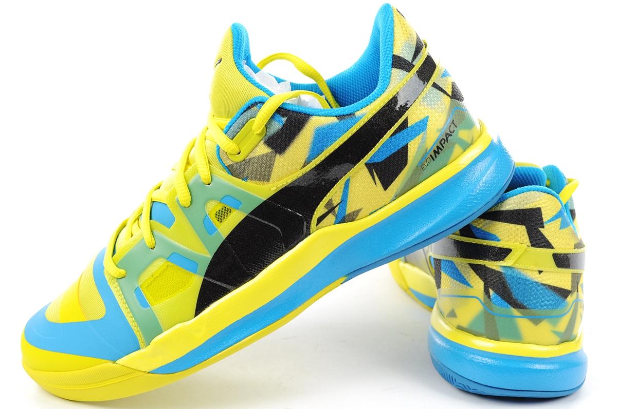 Buty halowe p ręczna PUMA EvoIMPACT 103166 01 43