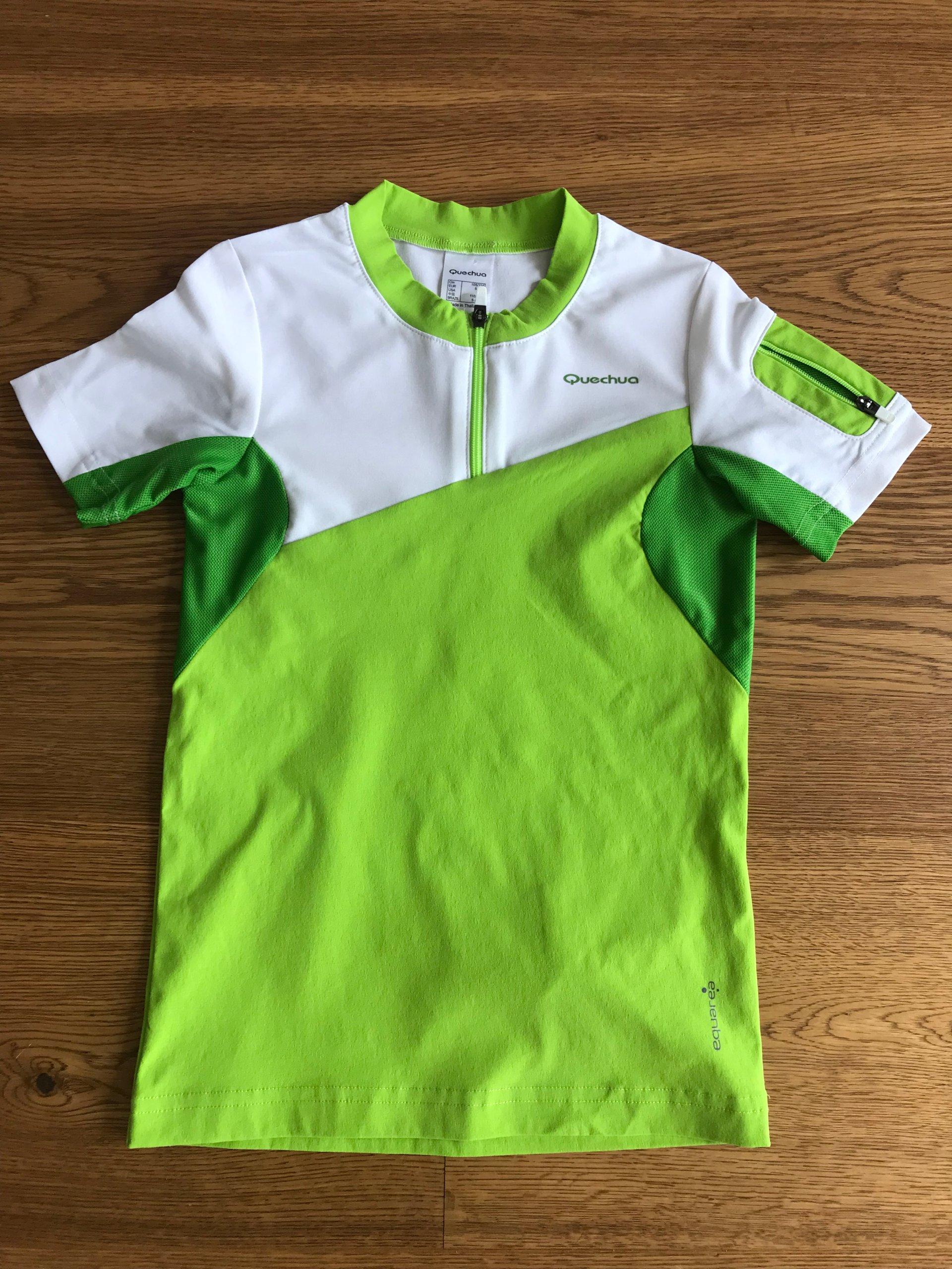 9338e37d5fbe Koszulka sportowa rower QUECHUA DECATHLON 105 114 - 7394889077 ...