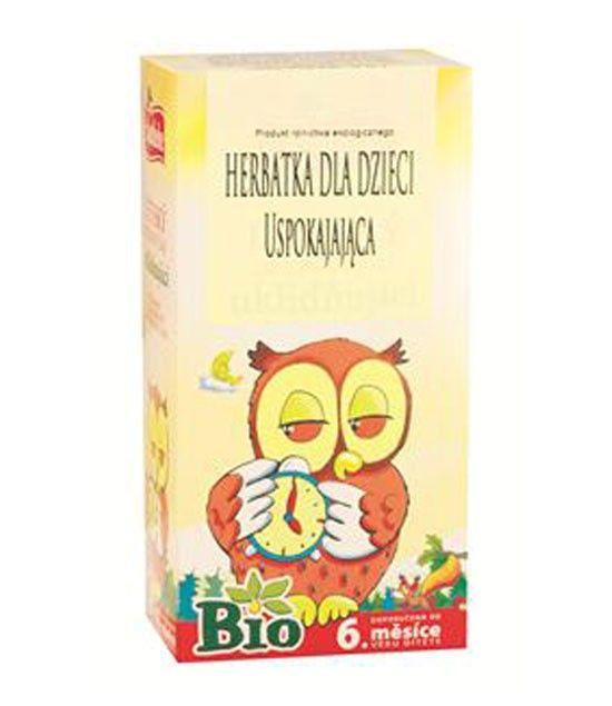 Herbatka dla dzieci - Uspokajająca
