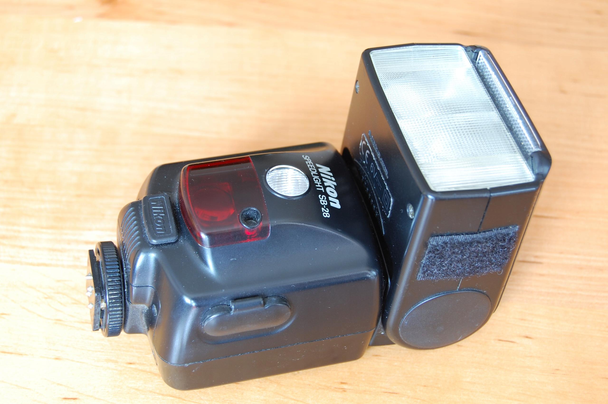 Nikon Sb 28 Lampa Błyskowa 7704253760 Oficjalne Archiwum