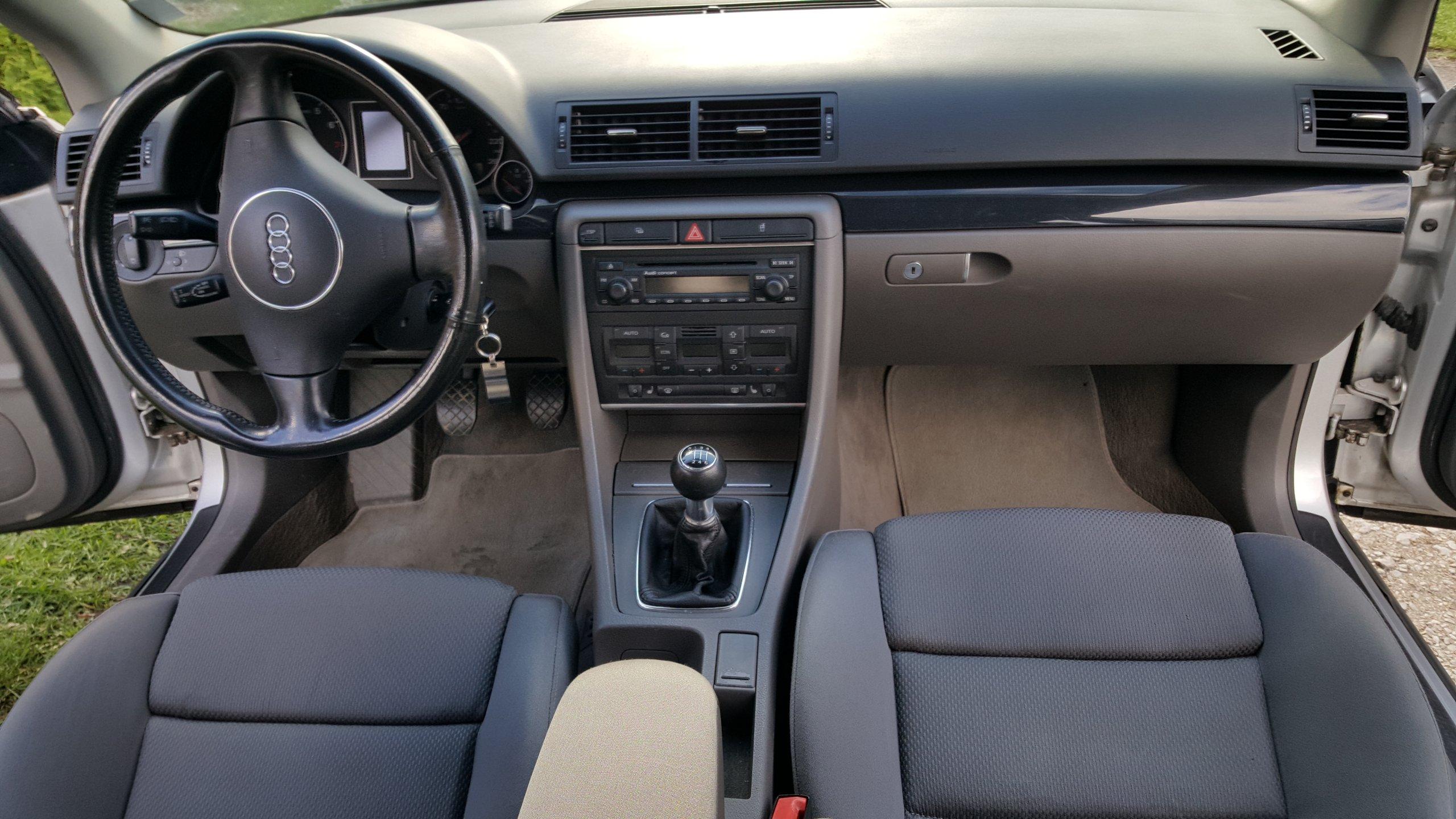 Audi A4 B6 Avant 18t Bex 190km 2003r Swing Lpg 7077506959
