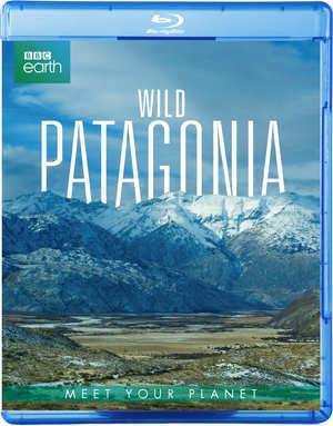 BLU-RAY Documentary/Bbc Earth - Wild Patagonia Mee