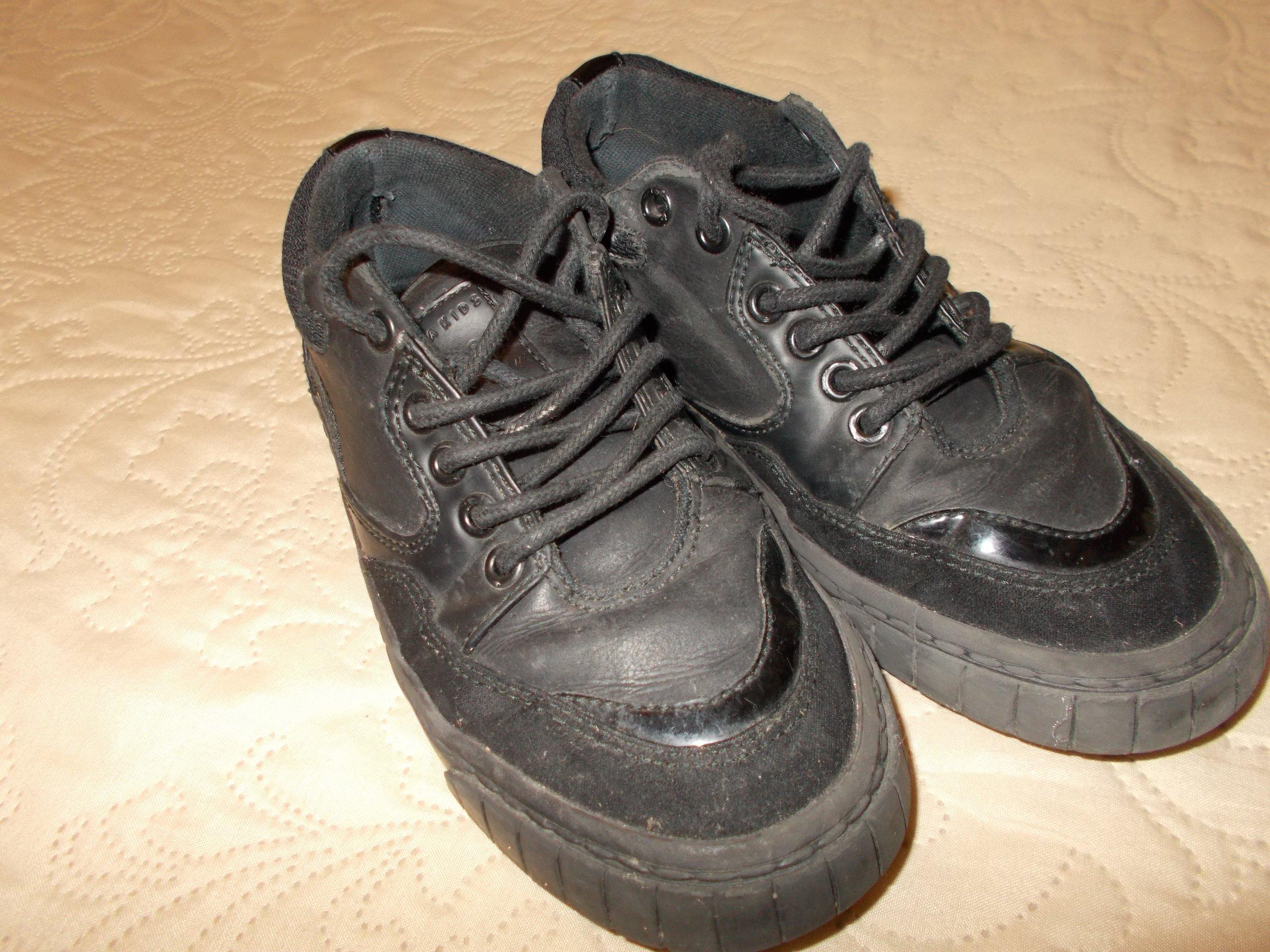 9be4bc6d ZARA buty czarne dla chłopca roz.31 - 7274475010 - oficjalne ...