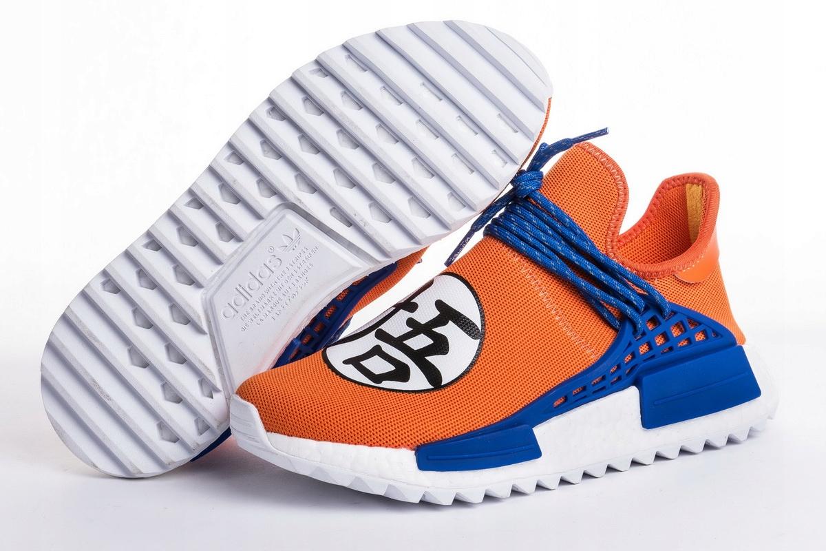 Adidas NMD Human Race Pharrell GOKU r.41 13 7455684915