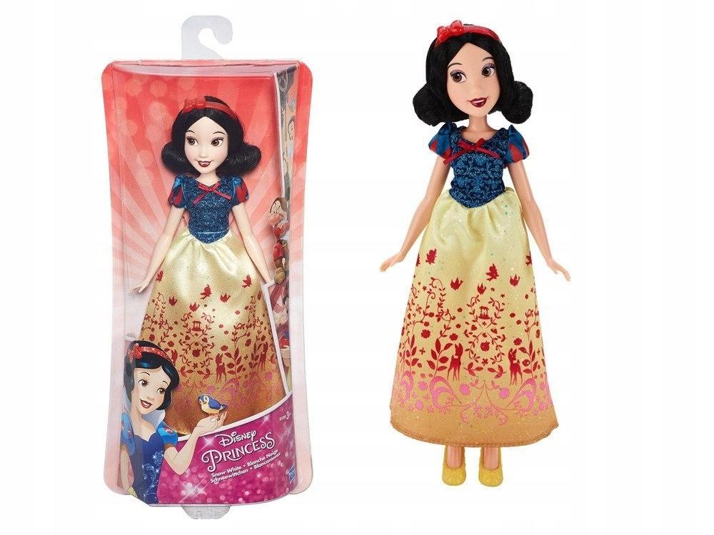 Hasbro Księżniczki Disneya Lalka Królewna Śnieżka