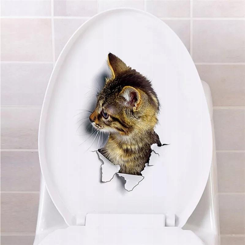 Fototapeta Kot 3d Kotki Do Kuchni łazienki Rozm S