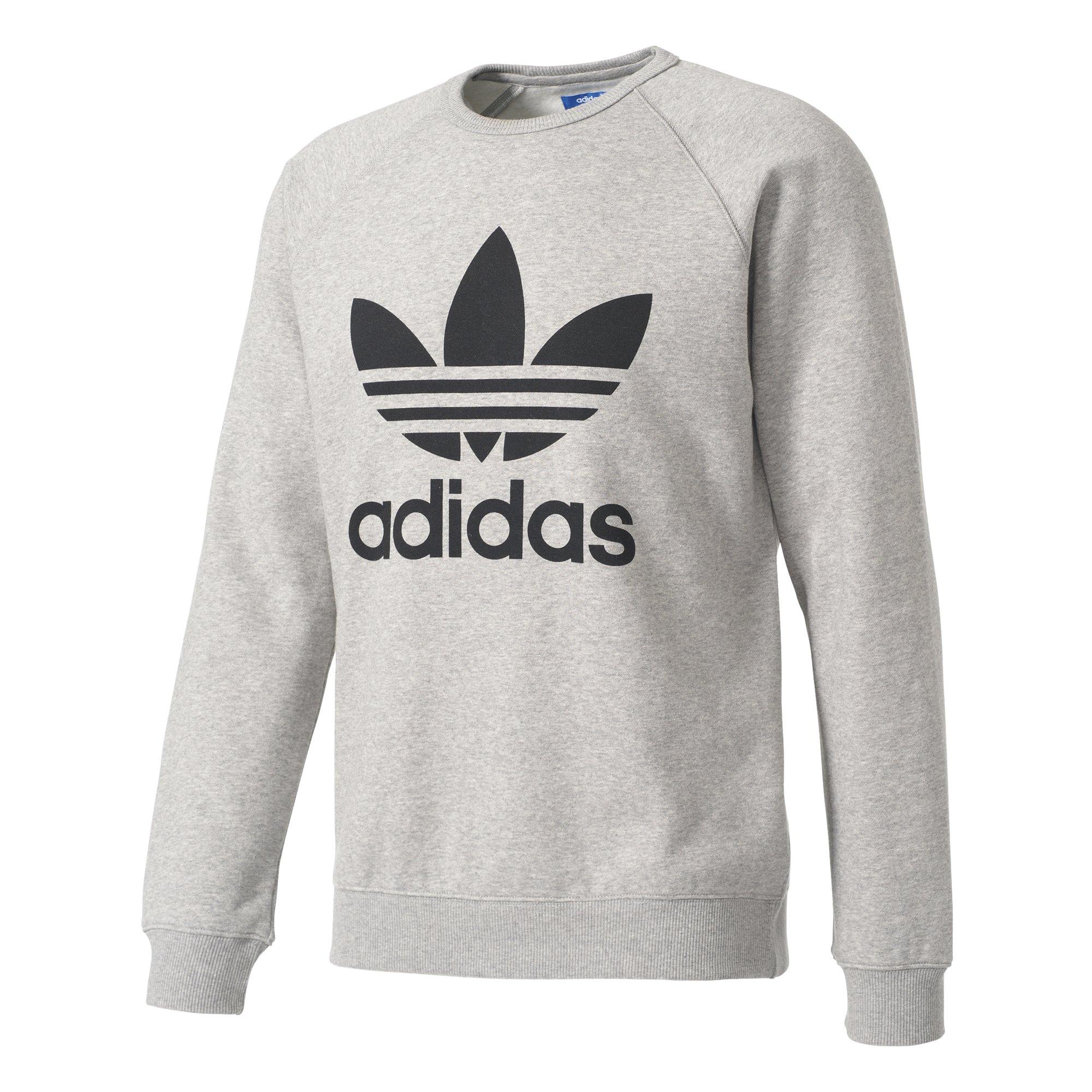 Bluza męska Trefoil Crew Adidas Originals (white) sklep