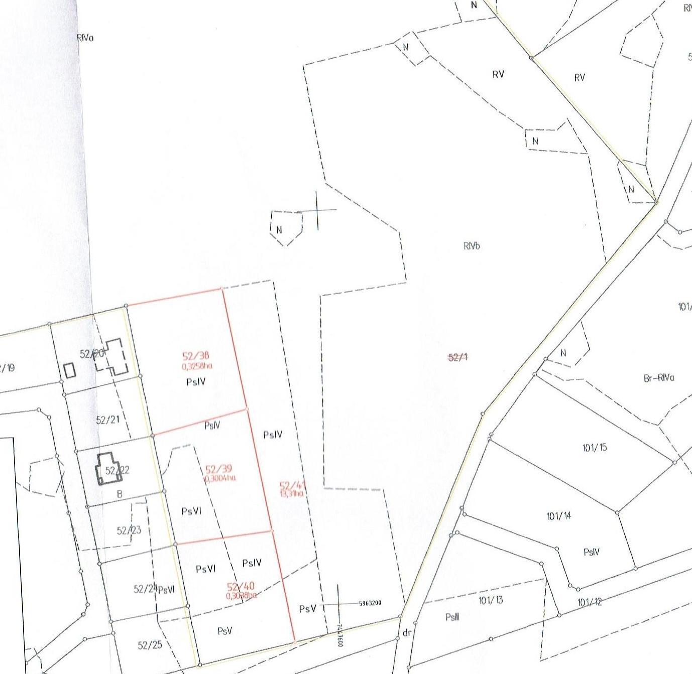 Działka z warunkami zabudowy 3000 m2 - Stękiny
