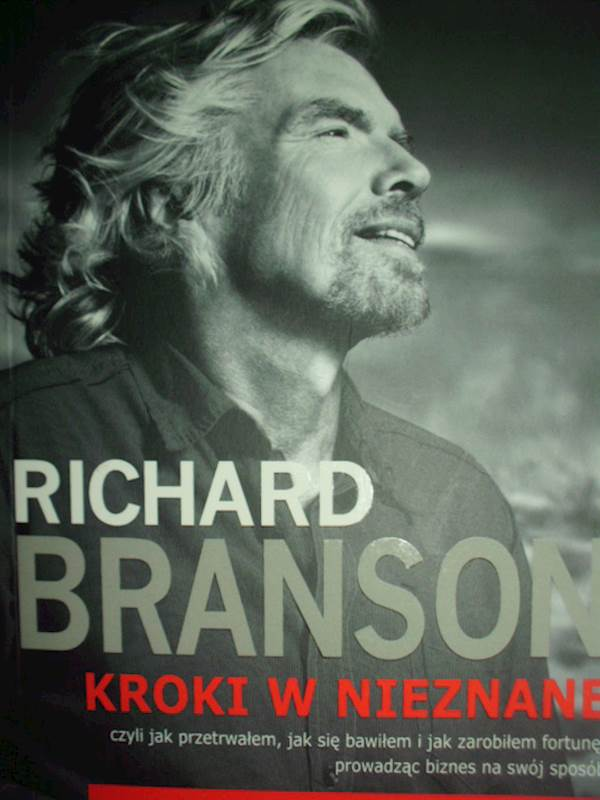 W pdf richard branson kroki nieznane